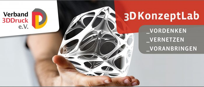 3DKonzeptLab 2019 – Save the Date! 12./13. September 2019 in Berlin